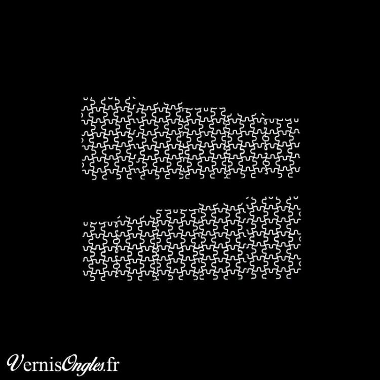 Water decals puzzles