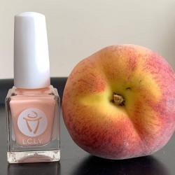 Vernis à ongles Miss Peach de la marque Les Cymbales et Le Vernis