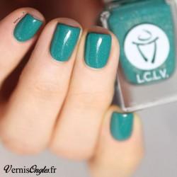 Vernis à ongles Papayolo de L.C.L.V.