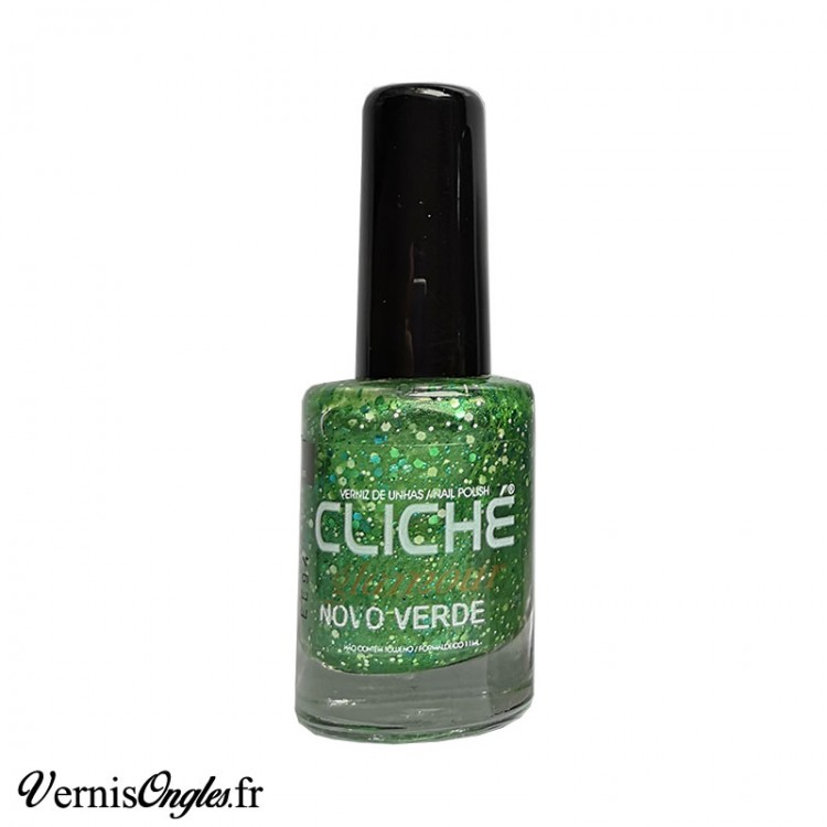 Vernis Cliché Novo Verde