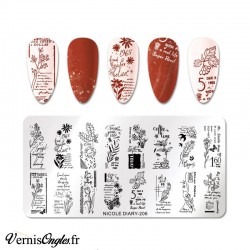 SECHE CONTEMPORARY VERNIS A ONGLES