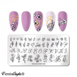 SECHE Rose VERNIS A ONGLES
