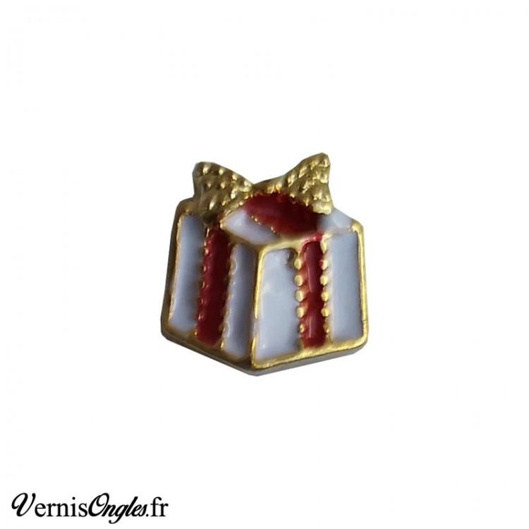 Bijoux d ongles ovale en cristal 130mm.