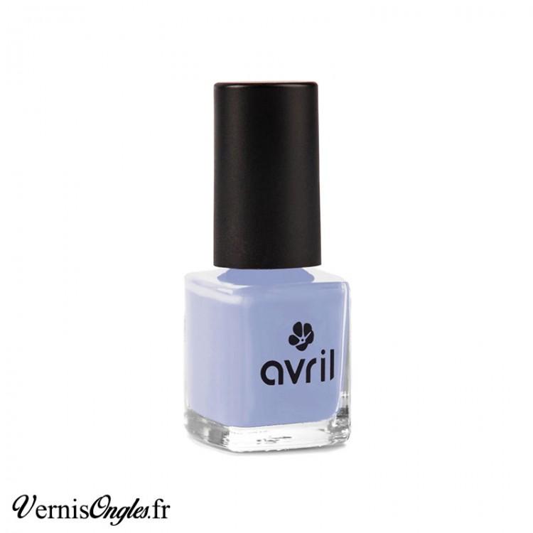 Vernis Avril bleu layette