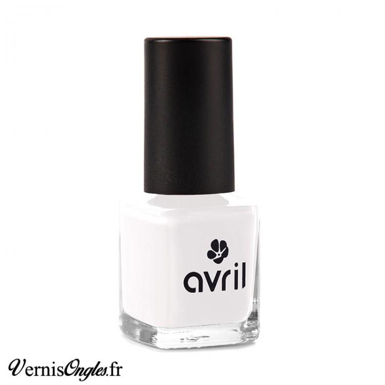 Vernis Avril french blanc