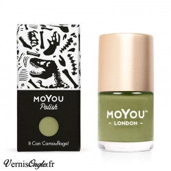 It can camouflage! Moyou London