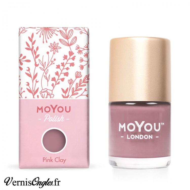 Pink Clay de Moyou London