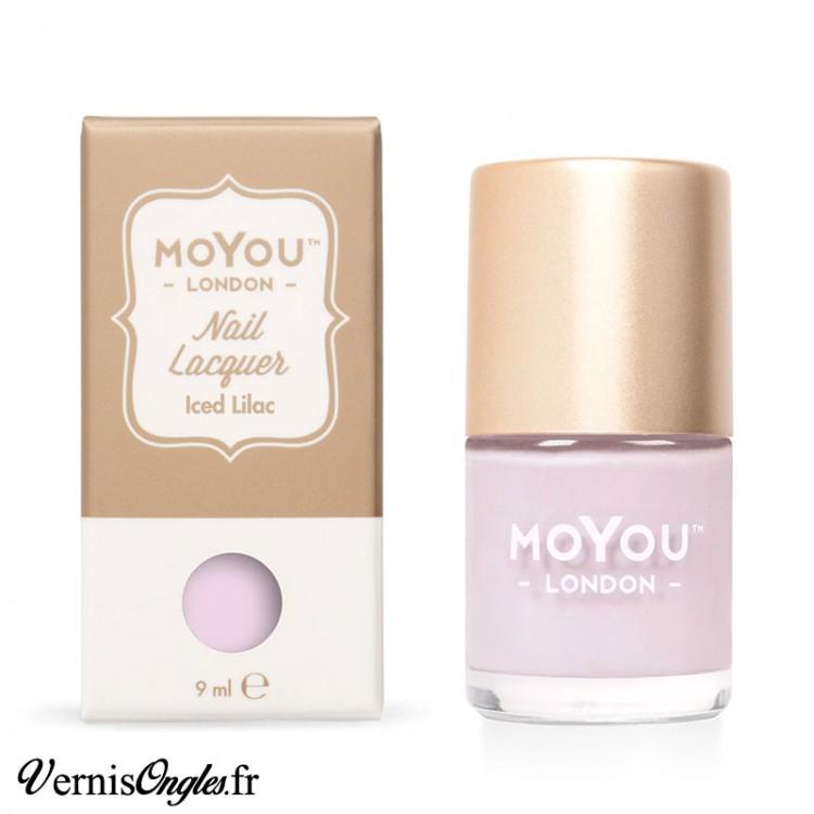 Iced lilac de Moyou London