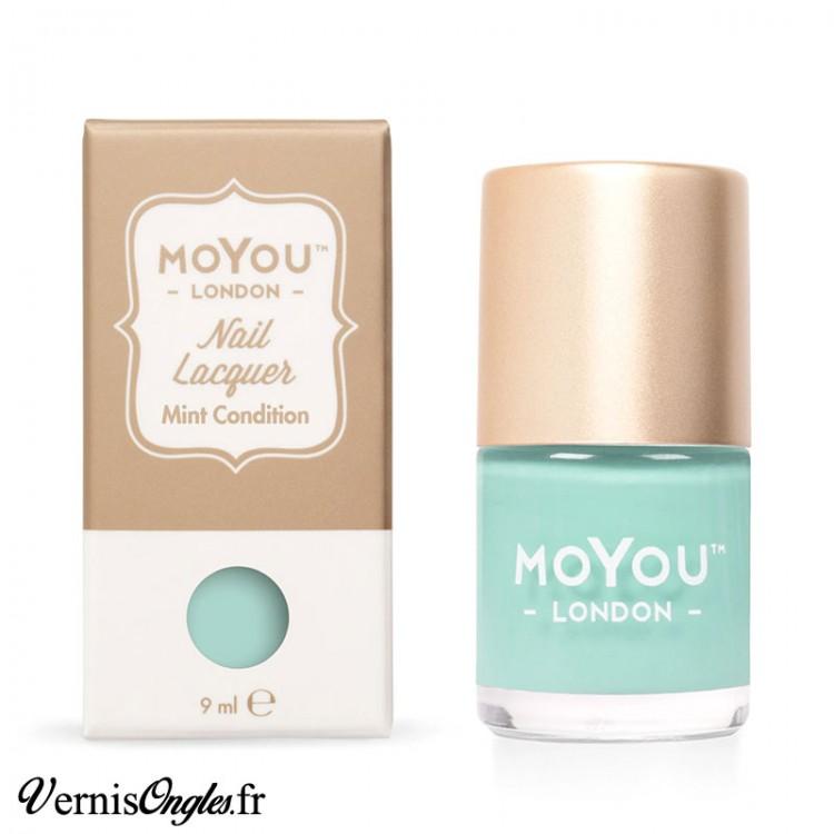 Vernis Mint condition de Moyou london