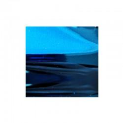 Foil bleu pour ongles