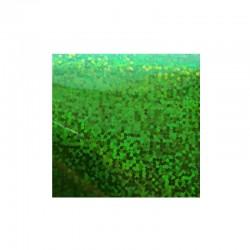 Foil vert pour ongles