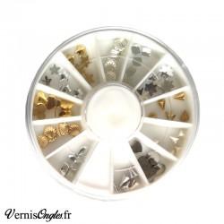 Boite de microbilles caviar 1 pour ongles