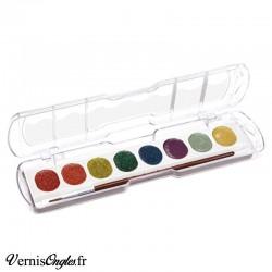 Aquarelle glitter Giotto