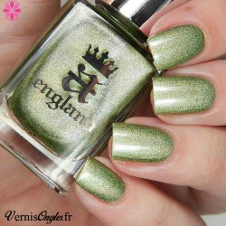 Vernis Symphony in Green and Gold de A England
