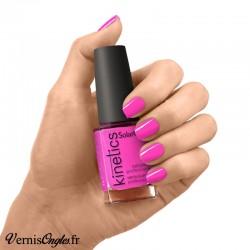 Vernis à ongles Electro Pink de Kinetics