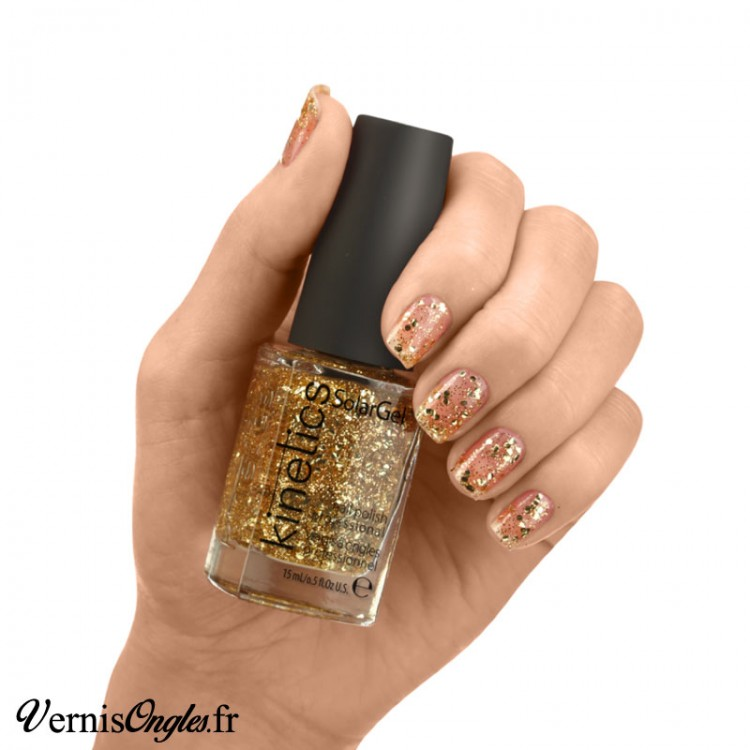 Liner flacon NAIL TO TOE Kleancolor Girl Power 56