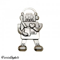 Support cabochon robot