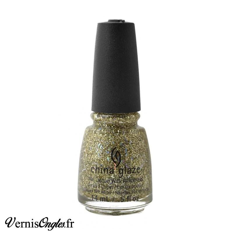 Vernis à ongles De-Light de China Glaze.