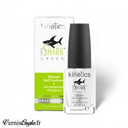 Base coat Green Shark de la marque Kinetics.