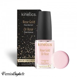 Durcisseur Rose Gold de la marque Kinetics.