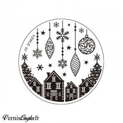 Plaque de stamping YZWLE-07