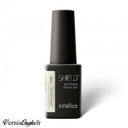 Vernis semi permanent Shield 15ml Kinetics Silver fairy dust 101