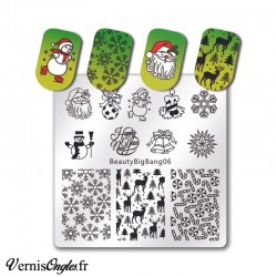 Carrousel de petites roses résine multicolores pour ongles