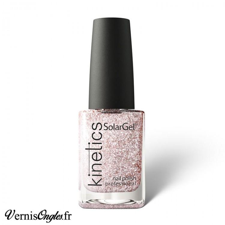 vernis à ongles Cliché Violet glitter