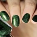 Petite trousse à pois pour maquillage ou accessoires nail art