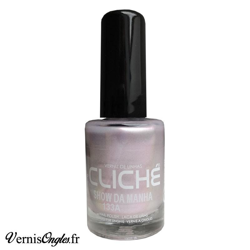 Vernis à ongles Show Da Manha de la marque Cliché.