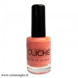 Vernis à ongles Da-Me Um Beijo de la marque Cliché.
