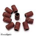 Support bague fantaisie métal poli pour cabochon à coller