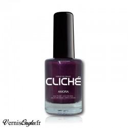 Vernis à ongles Amora de la marque Cliché.