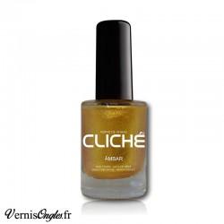 Vernis à ongles Ambar de la marque Cliché.