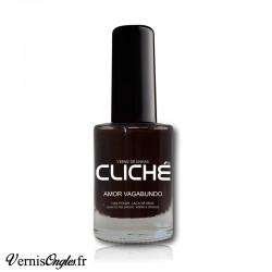 Vernis à ongles Amor Vagabundo de la marque Cliché.