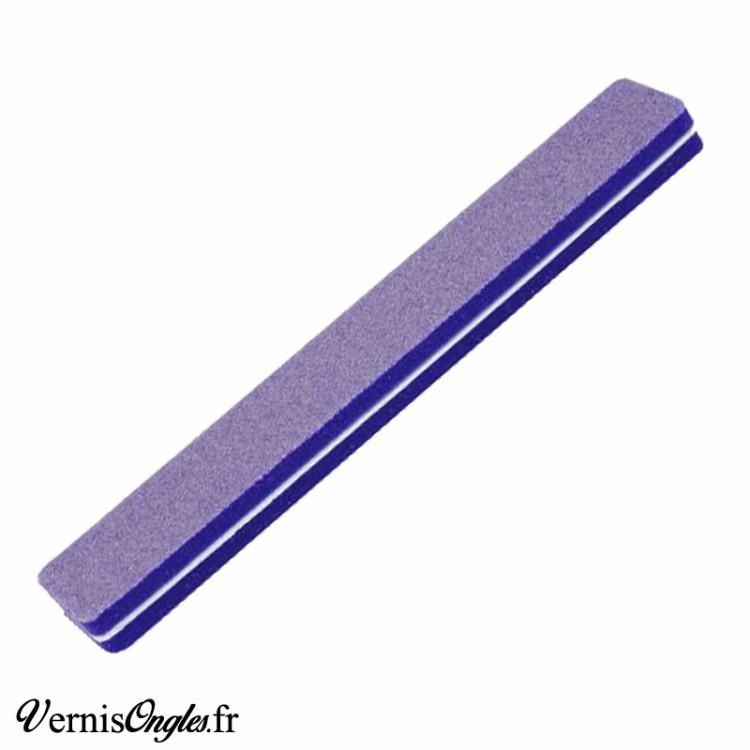 bloc polissoir rectangle violet 100 / 180