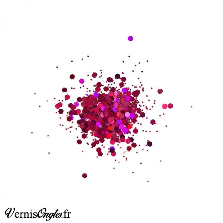 Mix paillettes holographiques couleur au choix