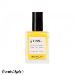 Vernis à ongles Gold Button de la marque Green