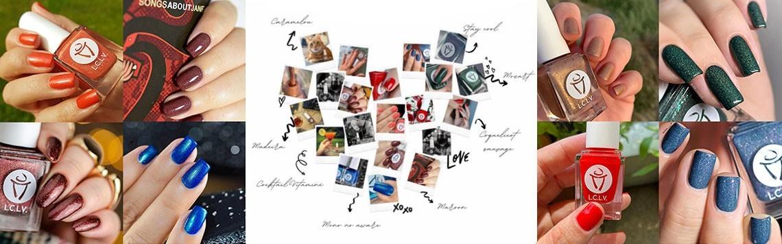 Vernis à ongles Collab' Collection - Les Cymbales et Le Vernis